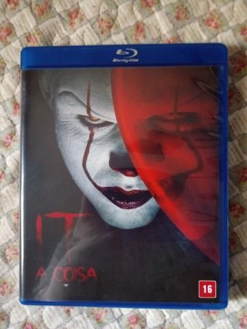 It - Blu Ray Disc - Com Cenas Extras