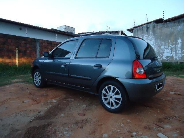 Clio 2012, completo, bem conservado e procedência - Foto 6