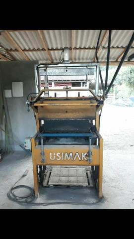 Máquina de fazer blocos - Foto 2