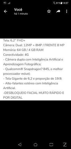 Zenfone 5z 1000,00 - Foto 2