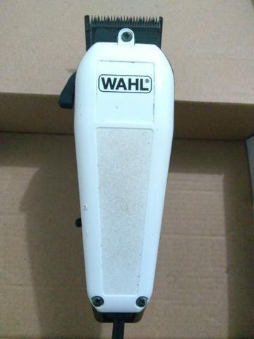 Máquina de Cortar Cabelo Whal - Foto 2
