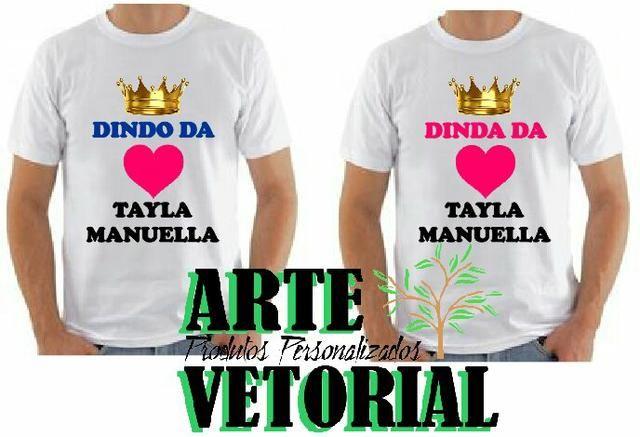 Camisetas Personalizadas - Foto 2
