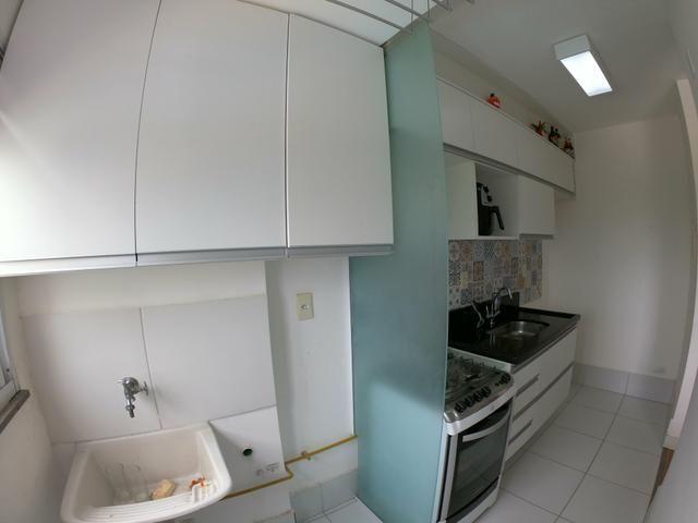Lindo apartamento 2 quartos em Manguinhos - Foto 4