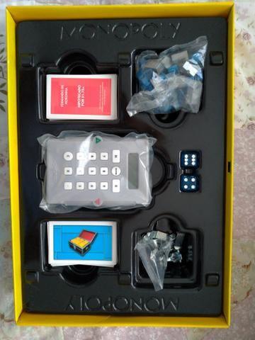 Jogo Monopoly - Com cartão eletrônico - Foto 4