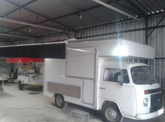 Kombi Food Truck.