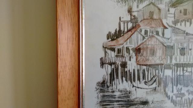 Belo quadro para sala, quarto ou escriório - Foto 5