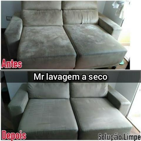 Lavagem de sofás. Colchões em Fortaleza caucaia e região metropolitana - Foto 3