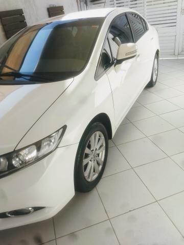 Honda Civic 2013 lxl automático - Foto 4