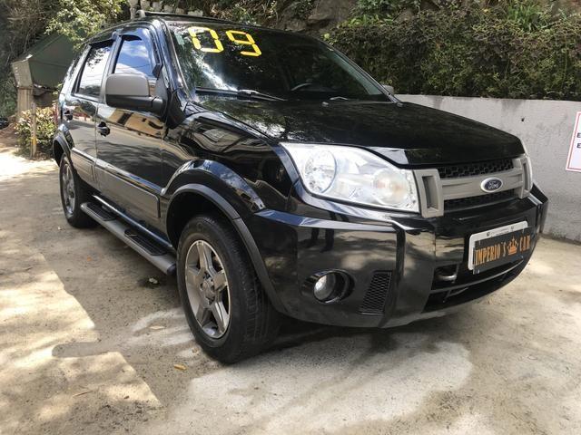 Ecosport XLT 2009 + GNV R$25900