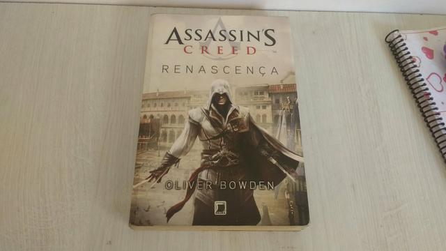 Assassin's Creed - Coleção Livros - Foto 4