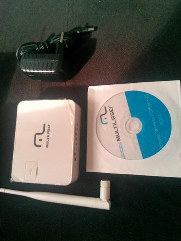 Roteador Wireless Multilaser Novo - Foto 5