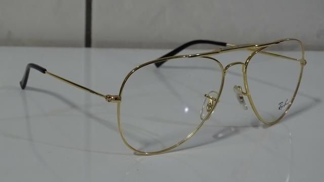 Óculos Rayban aviador para sair hj!! - Bijouterias, relógios e ... 4b7f842b40