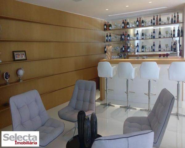 Apartamento de 500 m² mais lindo da Av. Atlântica, totalmente mobiliado e equipado, com tu - Foto 4