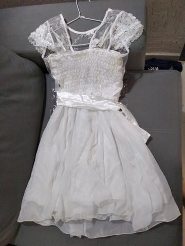 8d19084c4c60d Vestido de Festa Branco - Roupas e calçados - St H Arniqueiras ...