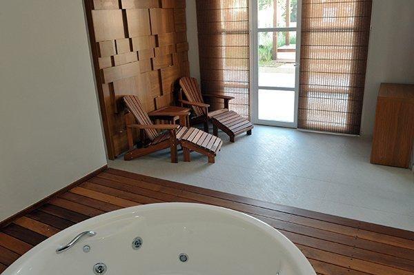 Apartamento portão, água verde, vila izabel, 3 suítes the square - Foto 10