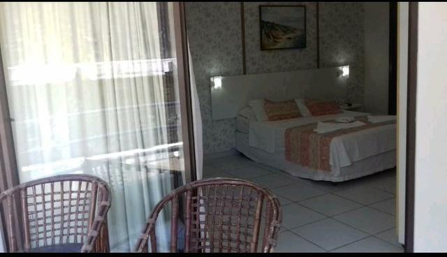 Flat mobiliado com varanda em Ponta Negra com 34m2 - Foto 4