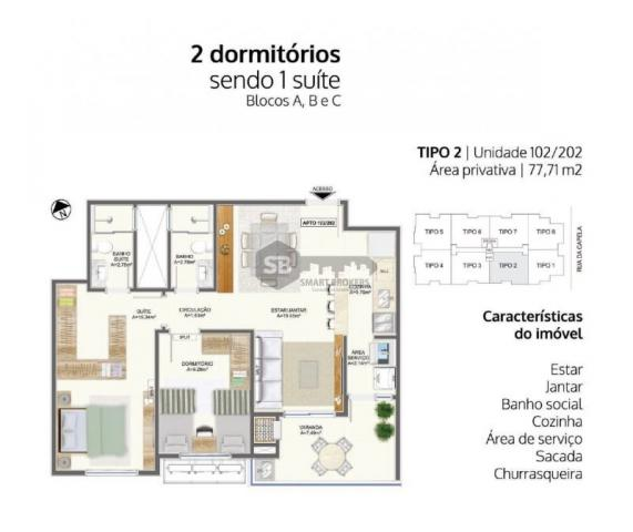 Residencial saint exupery - Foto 19