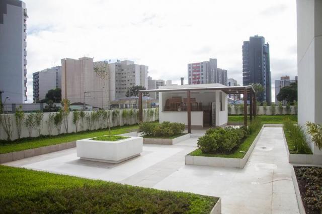 Apartamento portão, água verde, vila izabel, 3 suítes the square - Foto 9
