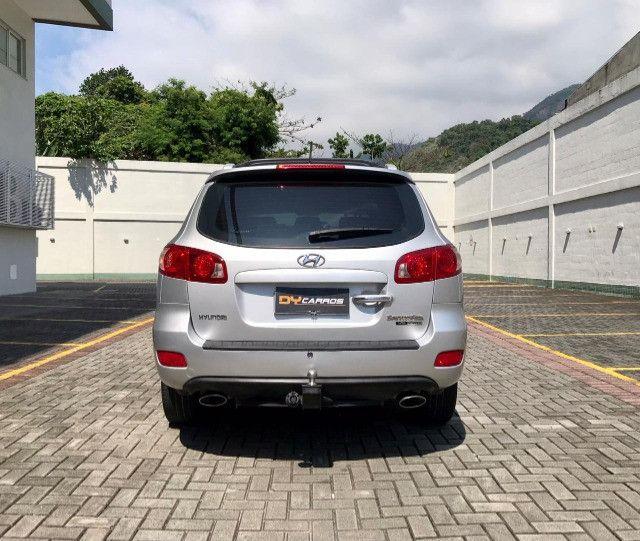 Hyundai Santa Fé Blindada ( Blindagem Centigon Nivel 3A ) - Foto 8