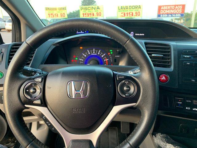 Vende-se Civic LXR 2.0 Automático Ano 2016 - Foto 2