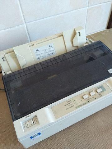Impressora Epso lx-300 Matricial !! Somente cabo Paralelo * Frete Gratis - Foto 3