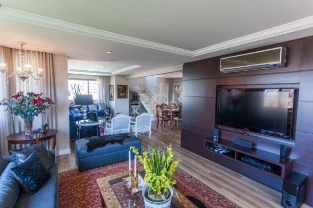 Apartamento à venda com 3 dormitórios em Auxiliadora, Porto alegre cod:CS36007671 - Foto 2