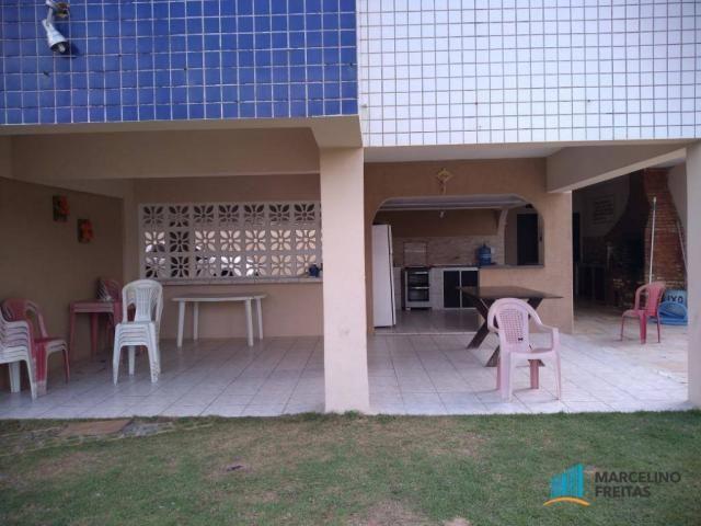 Apartamento com 3 dormitórios para alugar, 80 m² por R$ 859,00/mês - Icaraí - Caucaia/CE - Foto 4