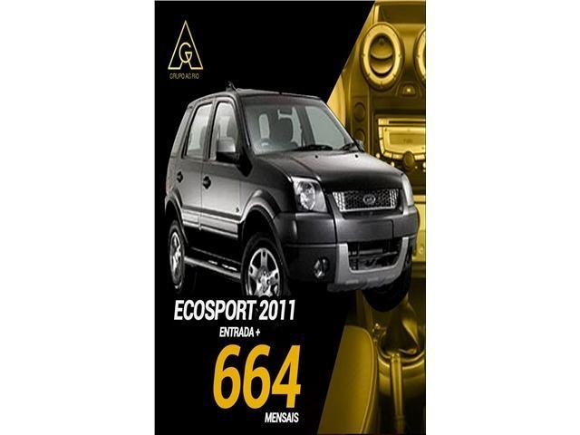 Ford Ecosport 1.6 freestyle 16v flex 4p manual - Foto 2