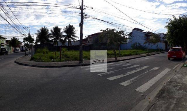 Terreno à venda, 550 m² por R$ 480.000 - Jardim Mariléa - Rio das Ostras/RJ - Foto 3