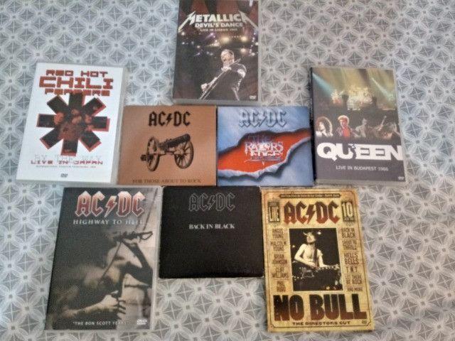 Clássicos do Rock ! 3 Cds + 5Dvds + 5 Pôsters - Foto 3
