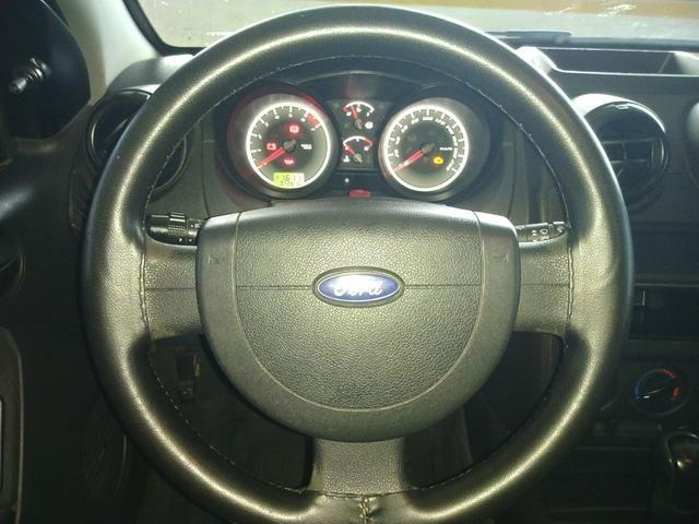 Ford fiesta 2014 (1.0 - prata) - Foto 8