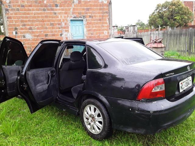 Carro Vectra faço quau quer negócio - Foto 4