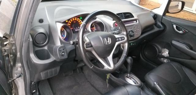 Honda Fit Ex 1.5 - Automático - 2012 - Foto 5