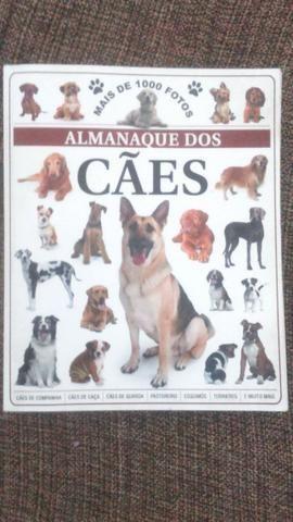 Almanaque raça de todos os cães