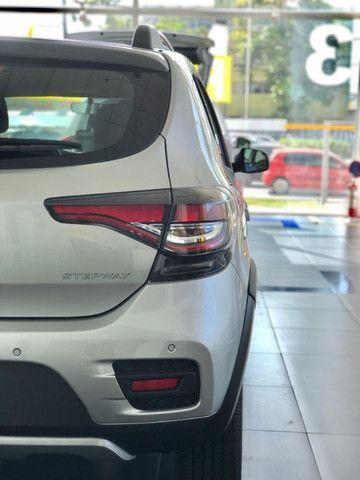 Renault Stepway Zen 1.6 2022 Ent. De R$ 21.990,00 + 48X DE R$ 1.148,00 + parcela final - Foto 4