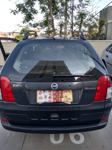 Fiat/Palio wk Adven flex - Foto 9