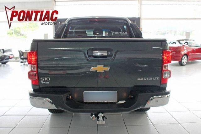Chevrolet S10 LTZ Diesel 4x4 2020 - Foto 5