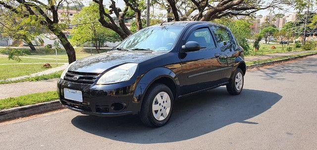 Ka 1.0 2011 Flex Super Econômico - Troca - Parcelinha 599 Financiamento Para Autonomo - Foto 8
