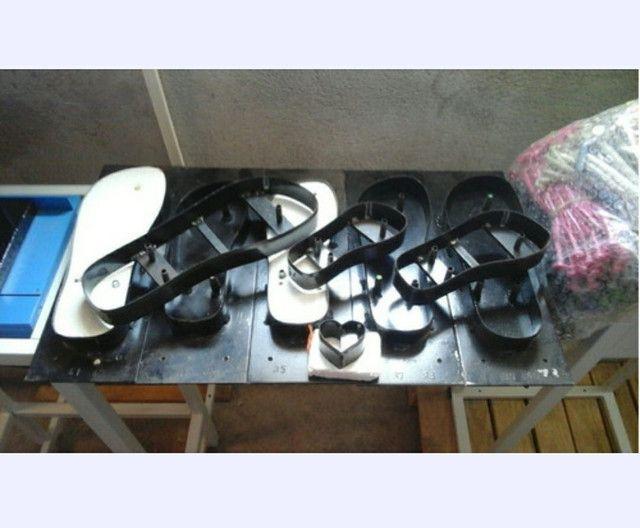 Máquina para fabricação de chinelo automático - Foto 6
