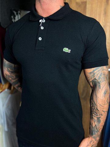 Camiseta gola polo Lacoste  - Foto 2