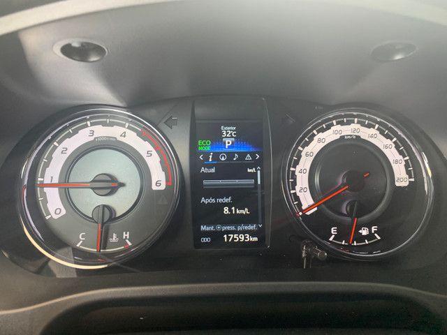 Toyota Hilux SRX 19/19 - Foto 12