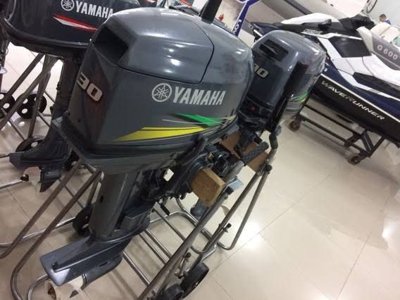 Motor de Popa 30Hp - Yamaha - Foto 2