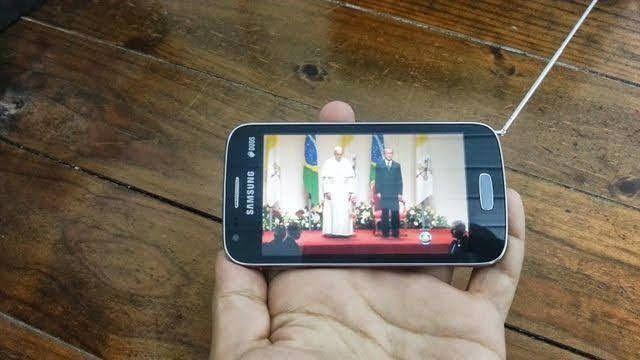2 Samsung Galaxy GT S7273T TV Digital desbloqueado para todas operadoras. - Foto 3