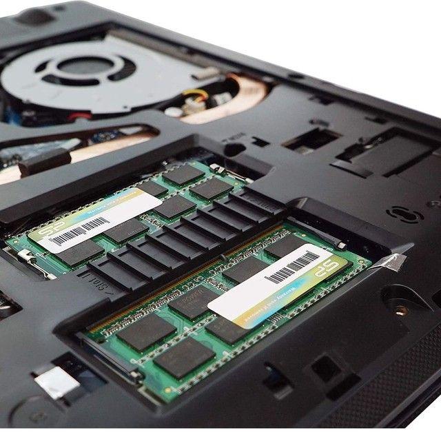 Memória RAM DDR3L 16GB 1600MHz (2x8GB) SODIMM - Foto 2