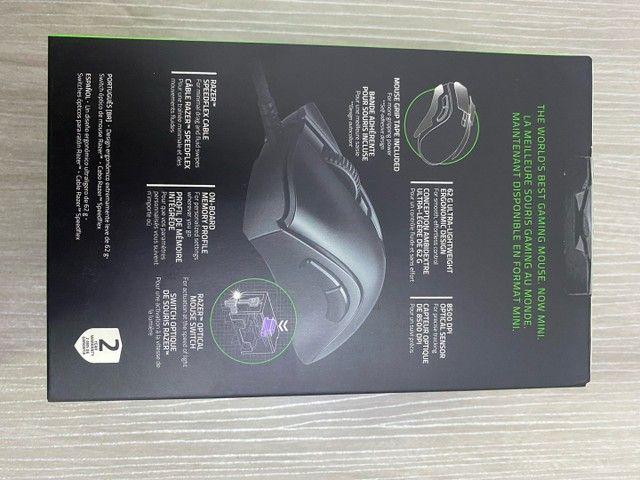 Kit 10 mouses Razer Deathadder v2 mini - Foto 3