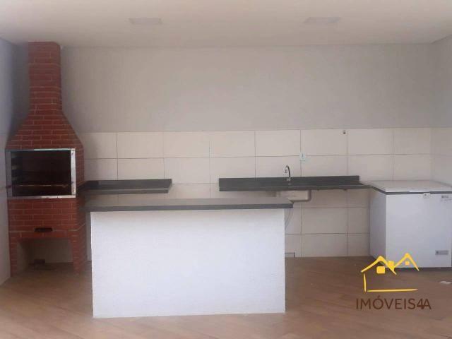 (Vende-se) Residencial Córdoba - Apartamento com 3 dormitórios à venda, 74 m² por R$ 260.0 - Foto 12