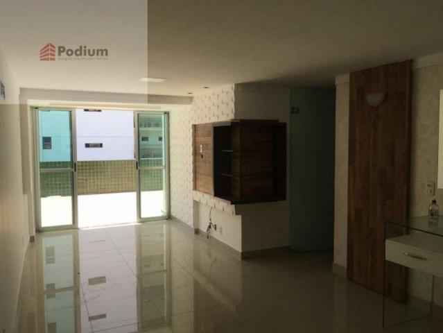 Apartamento à venda com 3 dormitórios em Bessa, João pessoa cod:36351 - Foto 2