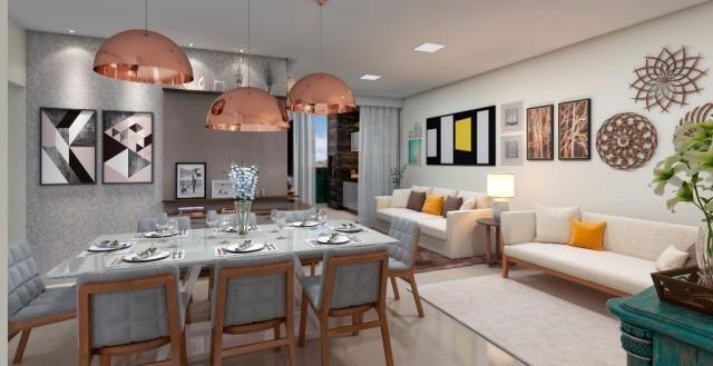 Apartamento à venda com 3 dormitórios em Cidade nobre, Ipatinga cod:528 - Foto 4