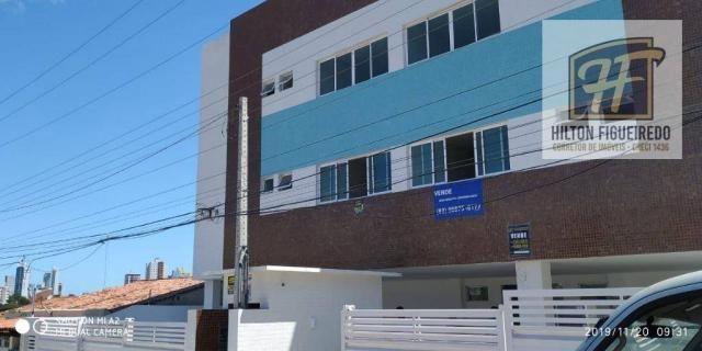 Apartamento com 2 dormitórios, 47 m² - venda por R$ 165.000,00 ou aluguel por R$ 900,00 -  - Foto 2