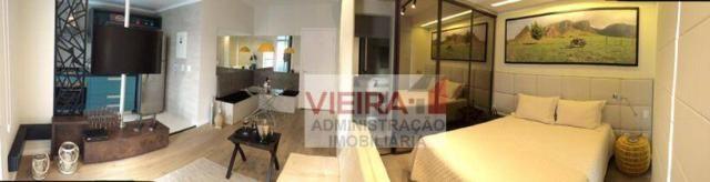LOFT 48M² - MOBILIADO - IN DESIGN - JUNDIAÍ/SP